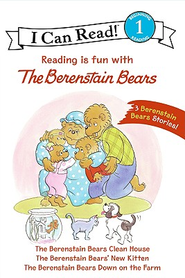 Berenstain Bears I Can Read Collection By Berenstain, Stan/ Berenstain, Jan/ Berenstain, Mike