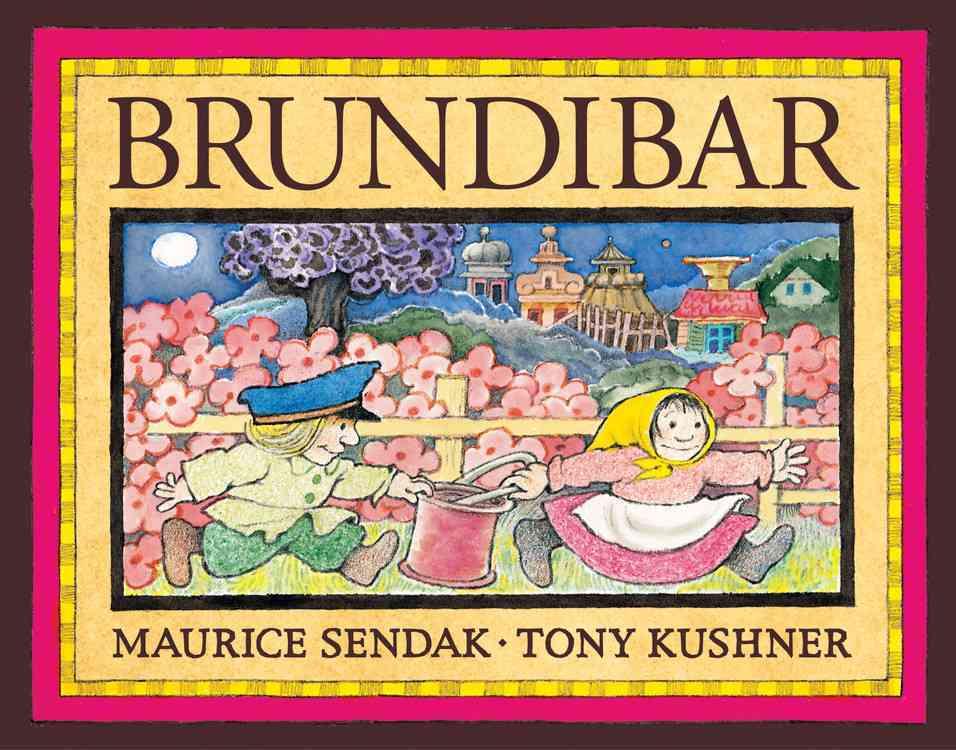Brundibar By Kushner, Tony/ Sendak, Maurice (ILT)
